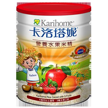卡洛塔妮營養水果米精