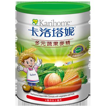 卡洛塔妮多元蔬果麥精
